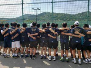 高校インターハイテニス福岡県