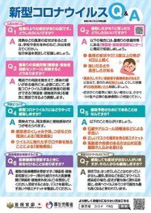 福岡県コロナウイルス対策